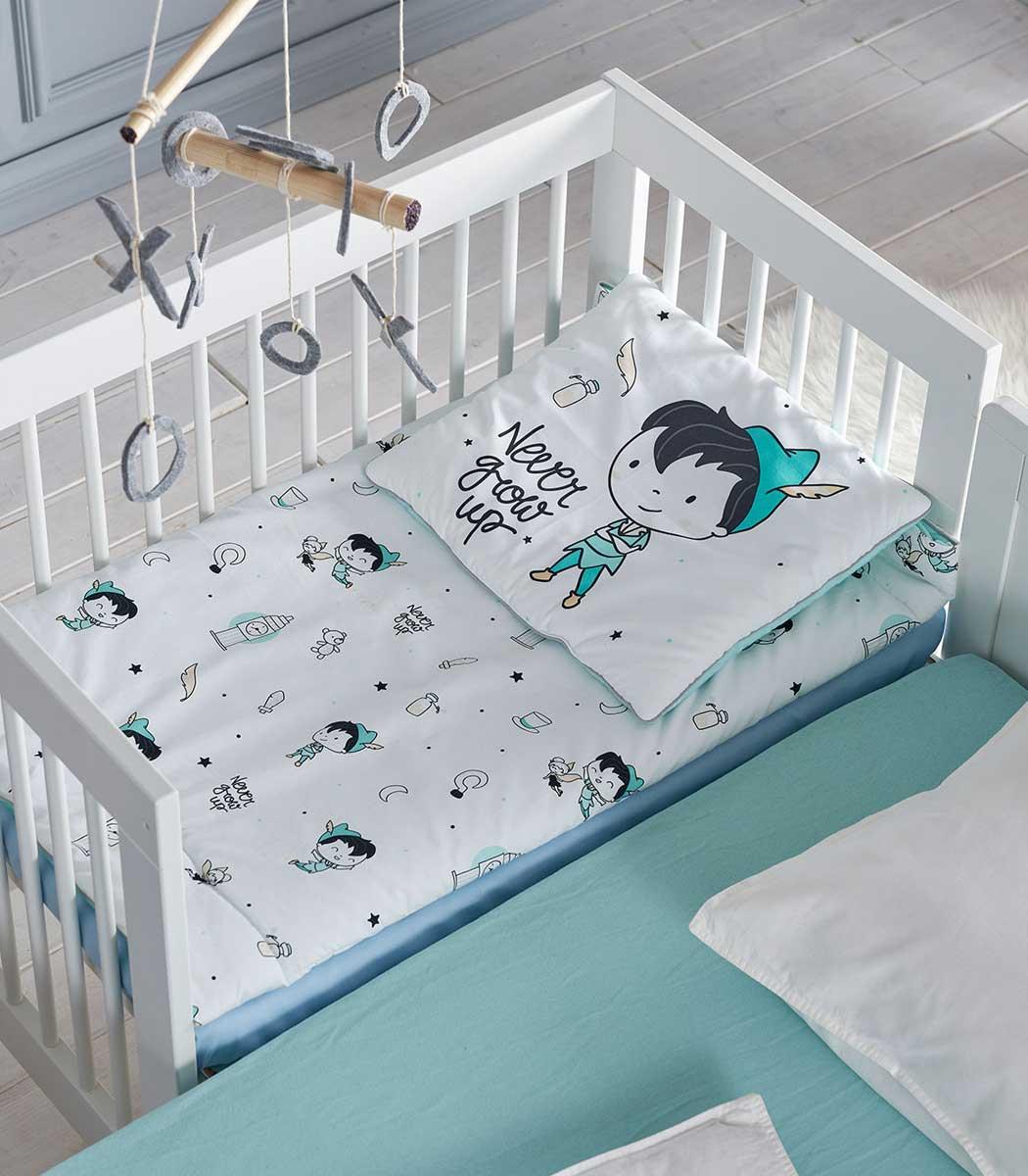 Pinio Basic łóżeczko Dostawkakołyska